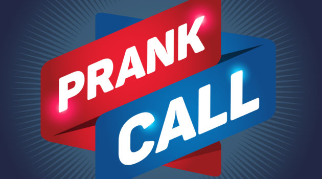 Trump Prank Call